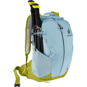 deuter AC Lite 15 SL Backpack, blauw/groen